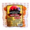 QC 1 lb. Garlic Frank