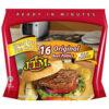 JTM Beef Patties 16ct
