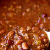 Chili w/Beans Soup