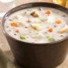 Cream Of Potatoe w/Bacon Soup (Frozen)
