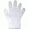 Glove Poly Disposable Large
