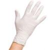 Glove Latex Disp. Large Powdered